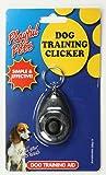 PMS DOG TRAINING CLICKER ON KEY RING ON SLIDE ON CARD