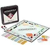 Winning Solutions Monopoly Nostalgia Tin Board Games