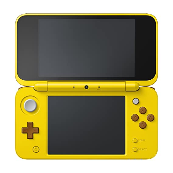 Nintendo New 2DS XL - Consola Pikachu - Edición Limitada