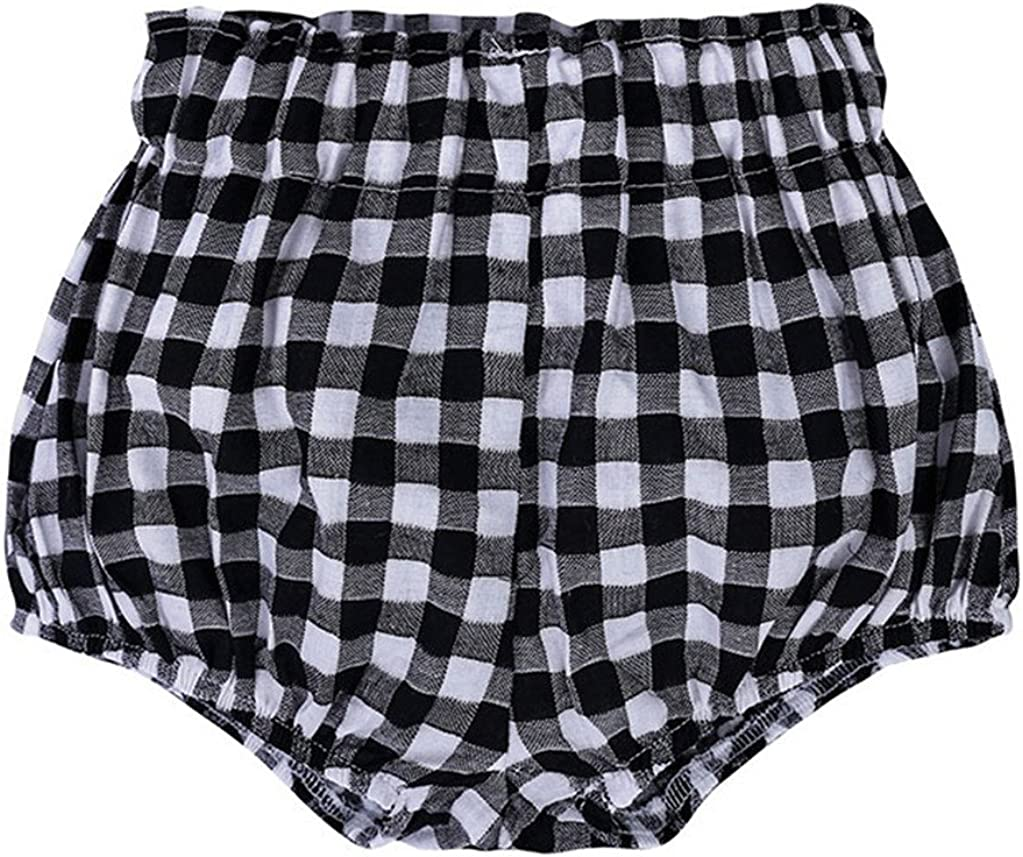 LOOLY Baby Girls Harem Pants Summer Infant Floral Cotton Shorts
