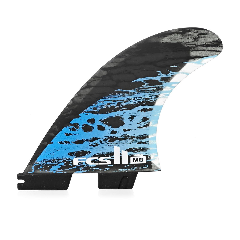 FCS II MB PC Carbon Thruster aletas de tablas de surf: Amazon.es: Deportes y aire libre