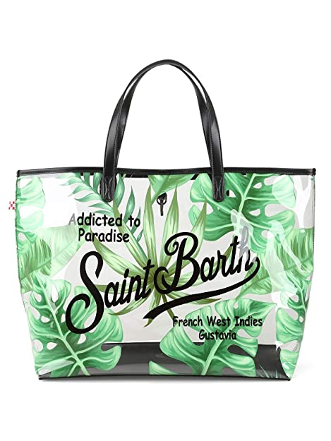 MC2 SAINT BARTH Borsa Shopping Donna Lasvegastjml10 Pvc