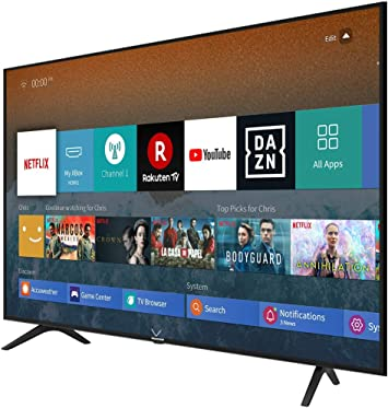 Hisense H43BE7000 - Smart TV ULED 43 4K Ultra HD con Alexa ...