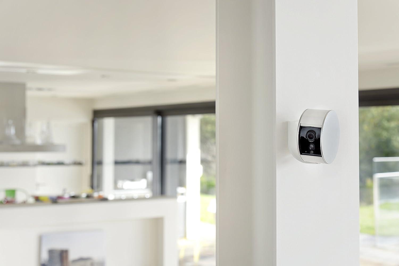 Somfy Security Camera, Cámara de vigilancia, gris plateado