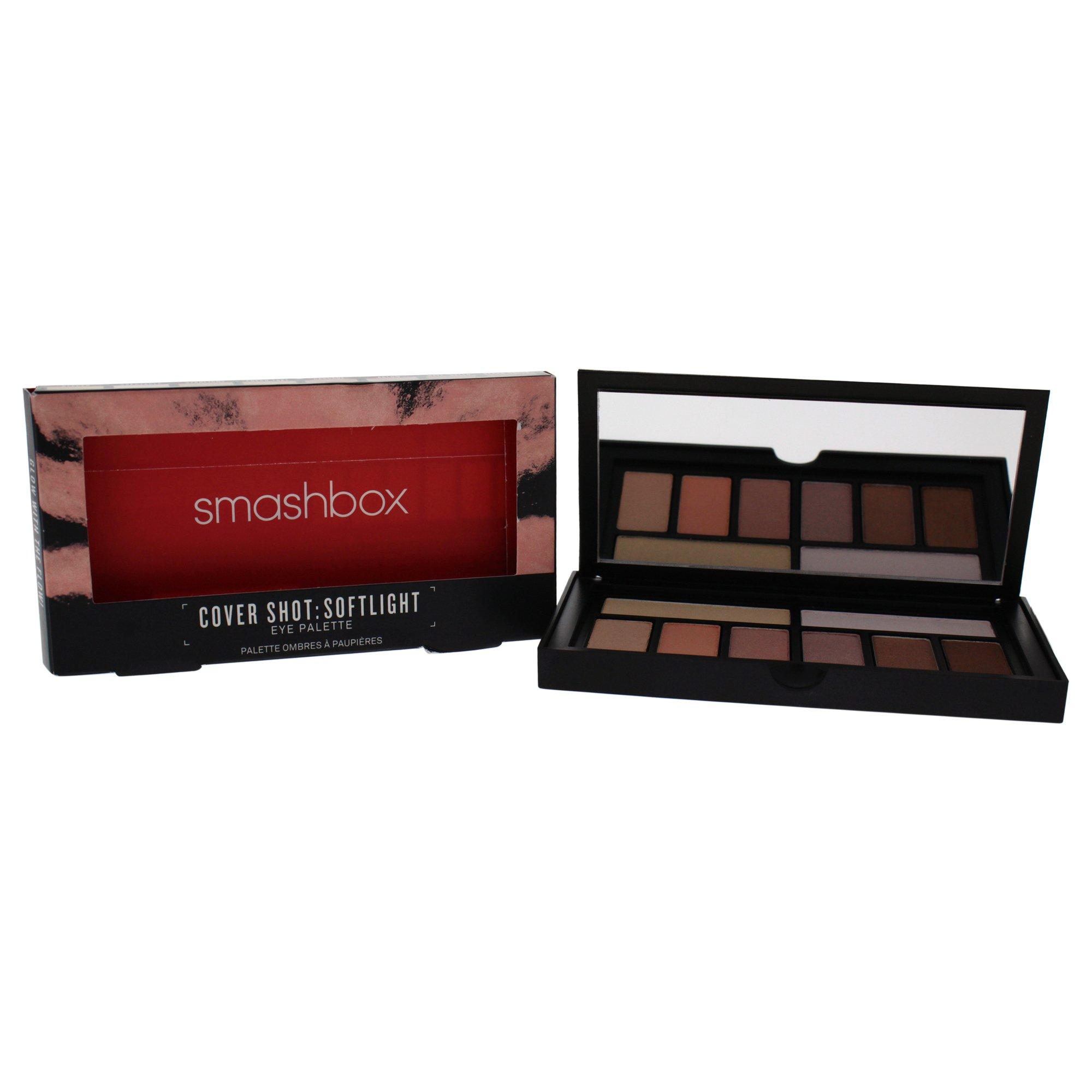 Smashbox Cover Shot Eye Shadow Palette, Softlight, 0.27 Ounce