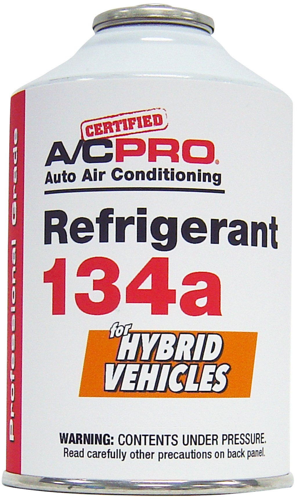 Interdynamics Certified A/C Pro Refrigerant 134a for Hybrid Vehicles (10 ounces) by Interdynamics
