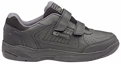 4bc6b708682e1 Mens New Gola Wide Fit Coated Leather Touch Fastening Trainers Shoes Size  7-15 -