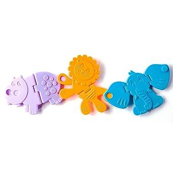 Fat Brain Toys Animal Crackers Greifling-Kette