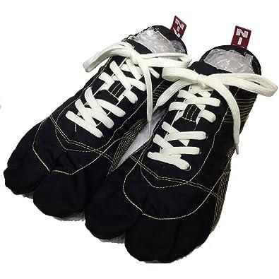 軽い 素足 黒 運動 ローカット たび スポーツ 無敵 ジョギング