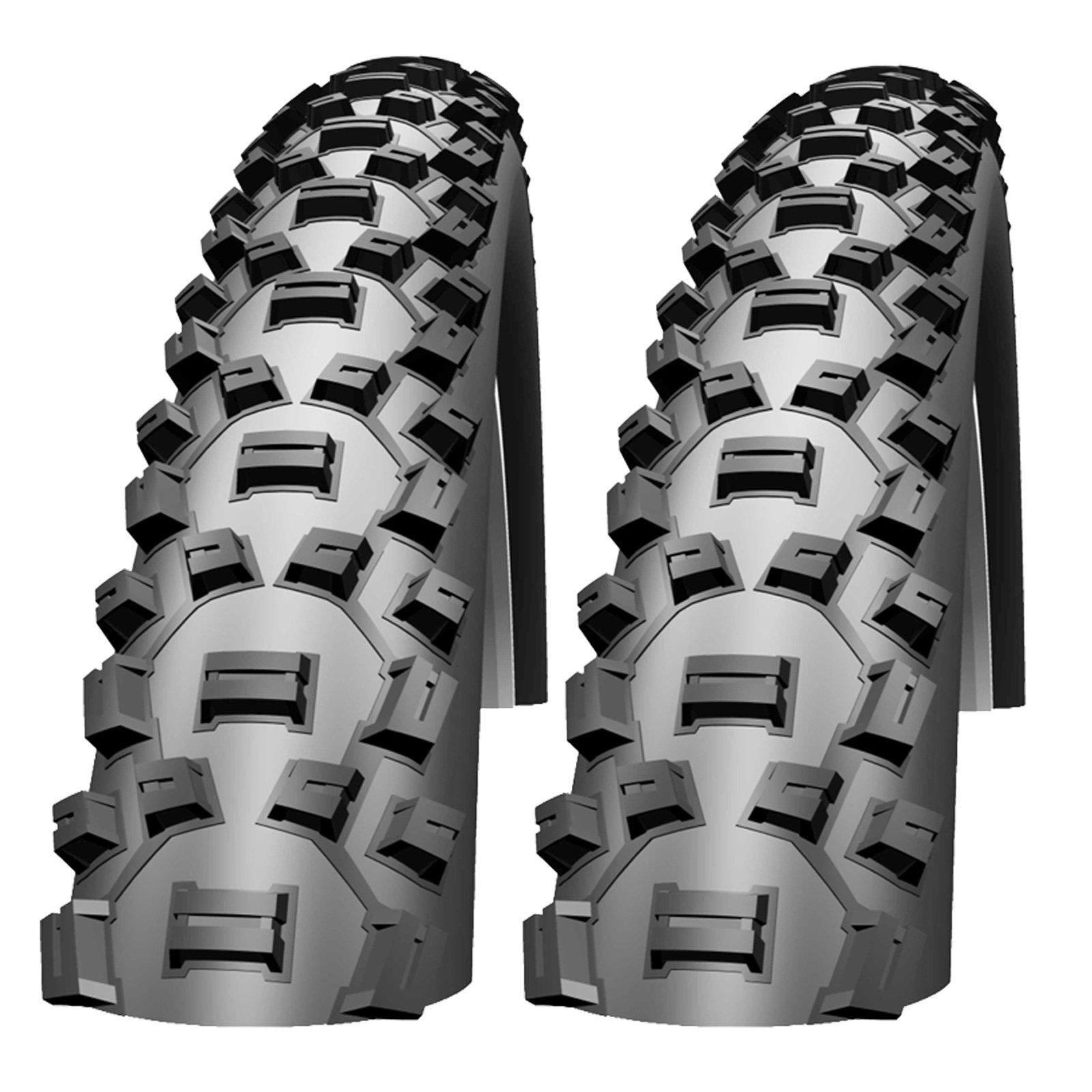 Schwalbe Nobby Nic 26'' x 2.25 Mountain Bike Performance Tyres (Pair)
