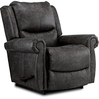 Astonishing La Z Boy Duncan Reclina Rocker Recliner Steel Caraccident5 Cool Chair Designs And Ideas Caraccident5Info