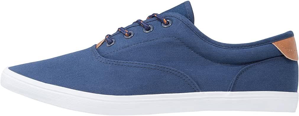 YOURTURN Zapatillas de Hombre en Azul/Blanco, Talla 41: Amazon.es ...