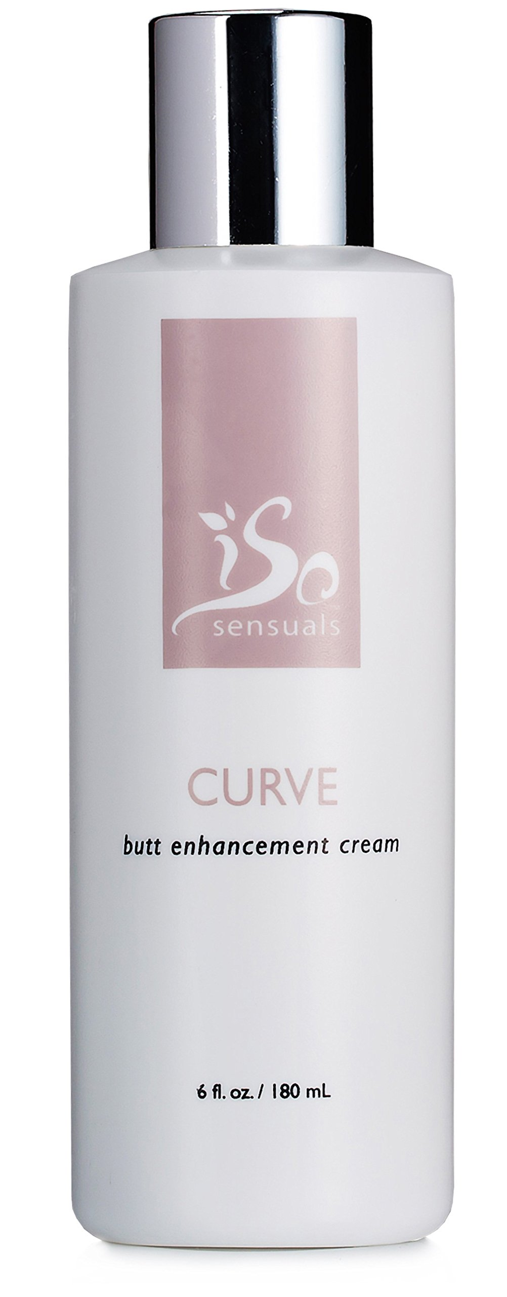 IsoSensuals CURVE | Butt Enhancement Cream - 1 Bottle | 2 Month Supply by IsoSensuals (Image #2)