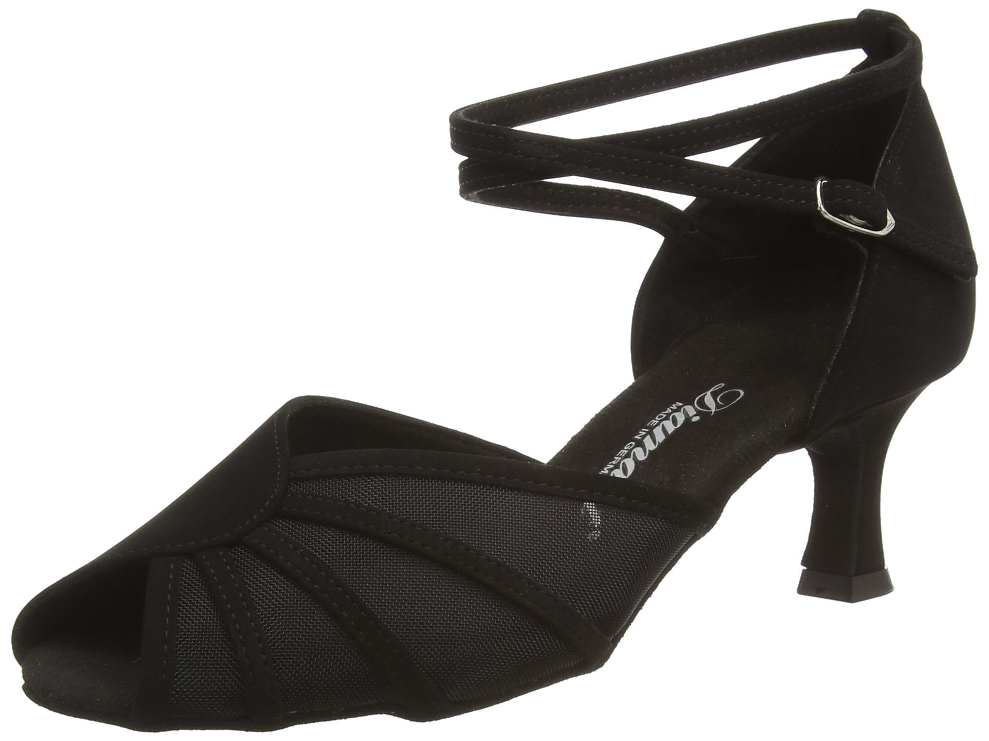 Diamant Women's Model 020 - 2'' (5.0 cm) Flare Heel Shoe, 8 M US (5.5 UK)