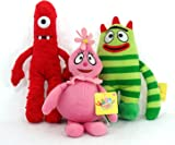 Yo Gabba Gabba 13  Plush Set Includes Brobee Muno and Foofa ...  sc 1 st  Amazon.com & Amazon.com: Yo Gabba Gabba Brobee Play Tent with DVD: Toys u0026 Games