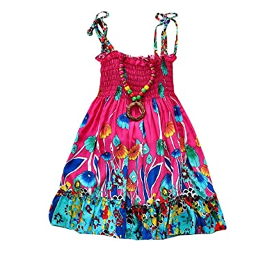 Summer sun dresses for toddlers