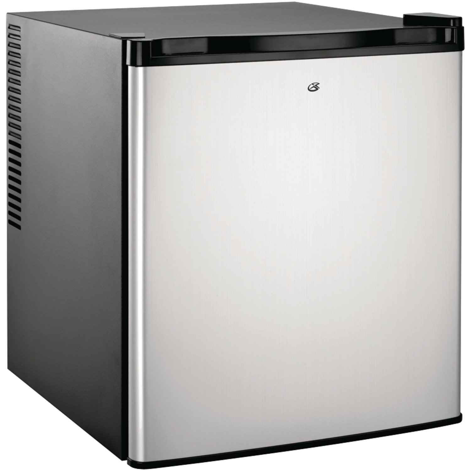 Culinair Af100s 1.7-Cubic Foot Compact Refrigerator, Silver and Black