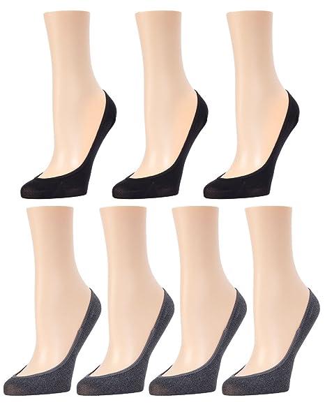 63d7eec859 MeMoi Micro Shoe Liners 7-Pak