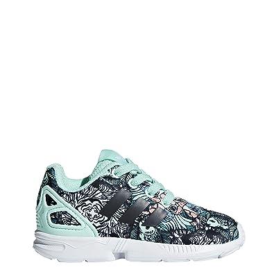 super popular 45b82 09988 adidas ZX Flux El I, Chaussures de Fitness Mixte Enfant, Multicolore  (Mencla