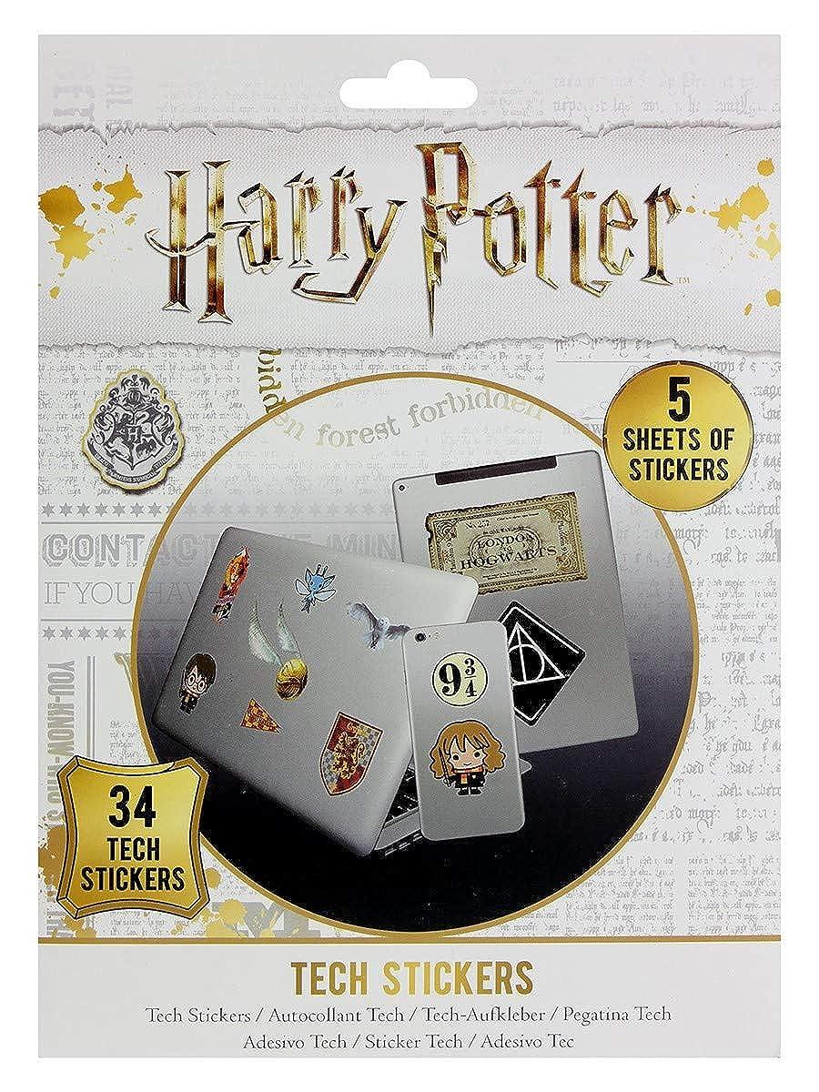 HARRY POTTER Adesivi ufficiali per laptop