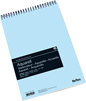 Schoellershammer Vf5004059 Aquarellpapier A3 Spiralblock 30