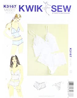 Pack of 1 White Medium Small SEW PATTERNS K3720 Size Extra-Small KWIK Extra-Large Tops Large