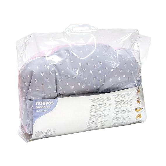 Cambrass Style 18 - Cojín de lactancia/premamá, color rosa ...
