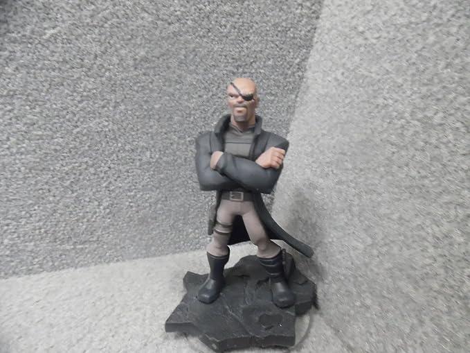 Disney Infinity 2.0 Nick Fury Figuritas: Amazon.es: Juguetes y juegos