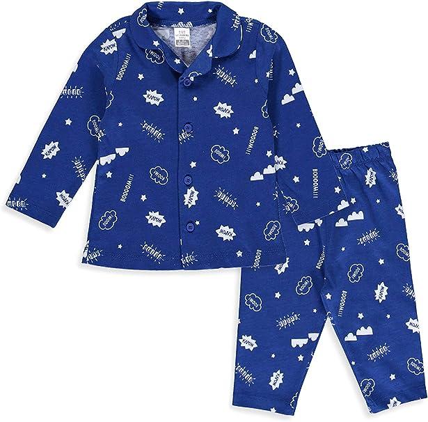 Set pigiama stampato per ragazzi LC WAIKI