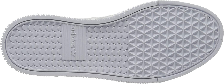 adidas Damen Sambarose W Sneaker Ftwr White Ftwr White Gold Met
