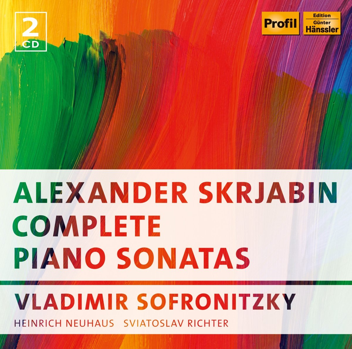 Intégrale des sonates pour piano