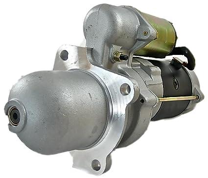 NEW 12V STARTER MOTOR FITS CASE CRAWLER TRACTOR 310 350 430 450 470 1998506  1108688