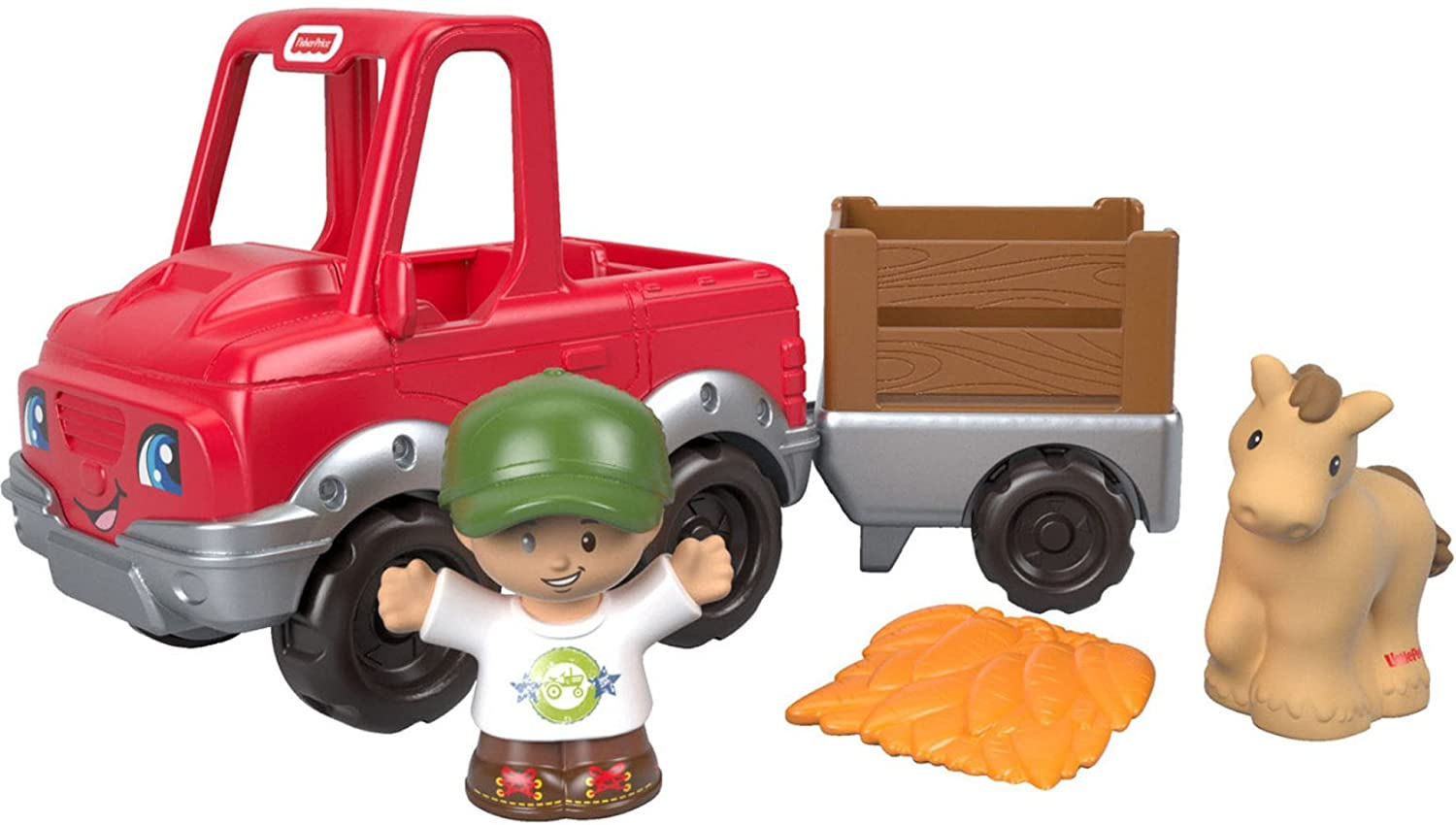 Fisher-Price Little People Pick-Up Truck Mattel FGY05
