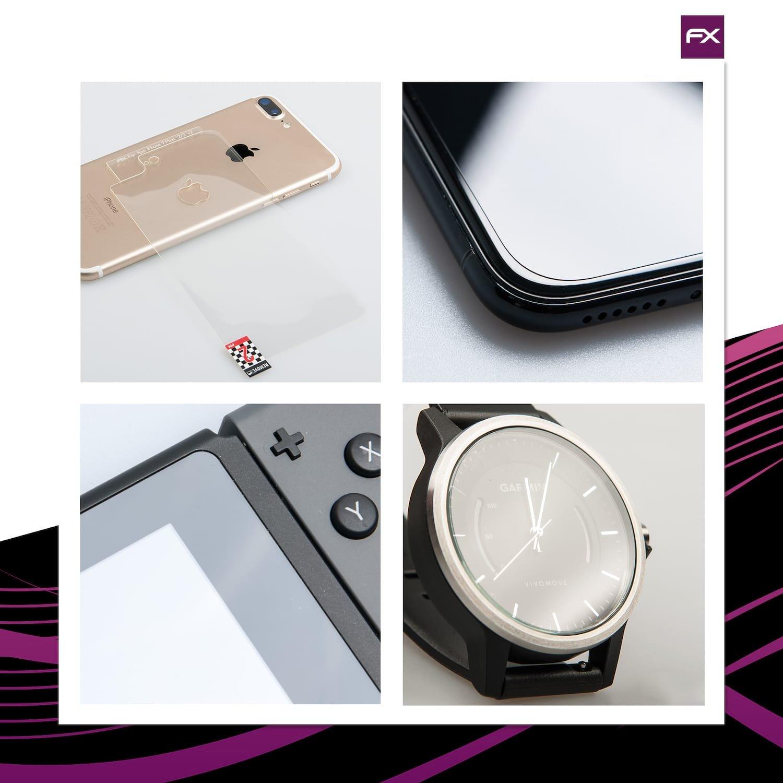 9H Hybrid-Glass FX Protector Pantalla Vidrio Templado de pl/ástico atFoliX L/ámina Protectora de pl/ástico Cristal para Blackmagic Design Pocket Cinema Camera 4K Pel/ícula Vidrio
