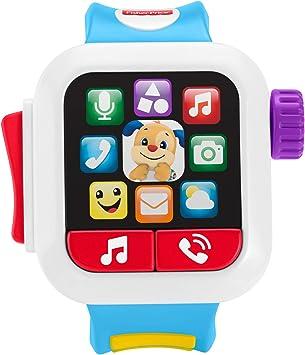 Fisher Price- Smartwatch Hora de Aprender, Juguete con música y ...
