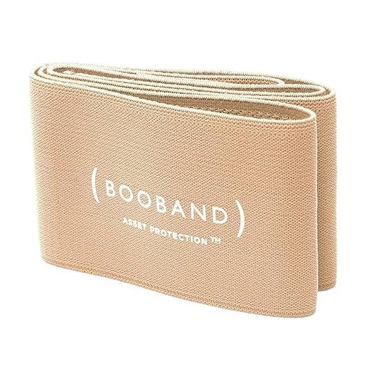 4 opinioni per Booband fascia reggiseno regolabile donna, alternativa al reggiseno sportivo