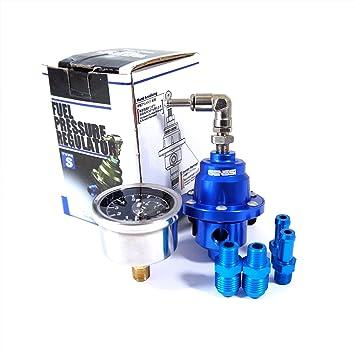 GENSSI Type S Adjustable Fuel pressure Regulator FPR