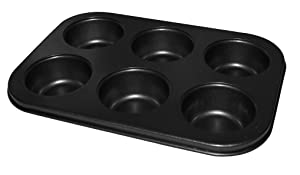 The sharper Image Super wave oven 4-piece baking set Accessory: Muffin Pan, Mini Muffin Pan, 2 Mini Loaf Pan