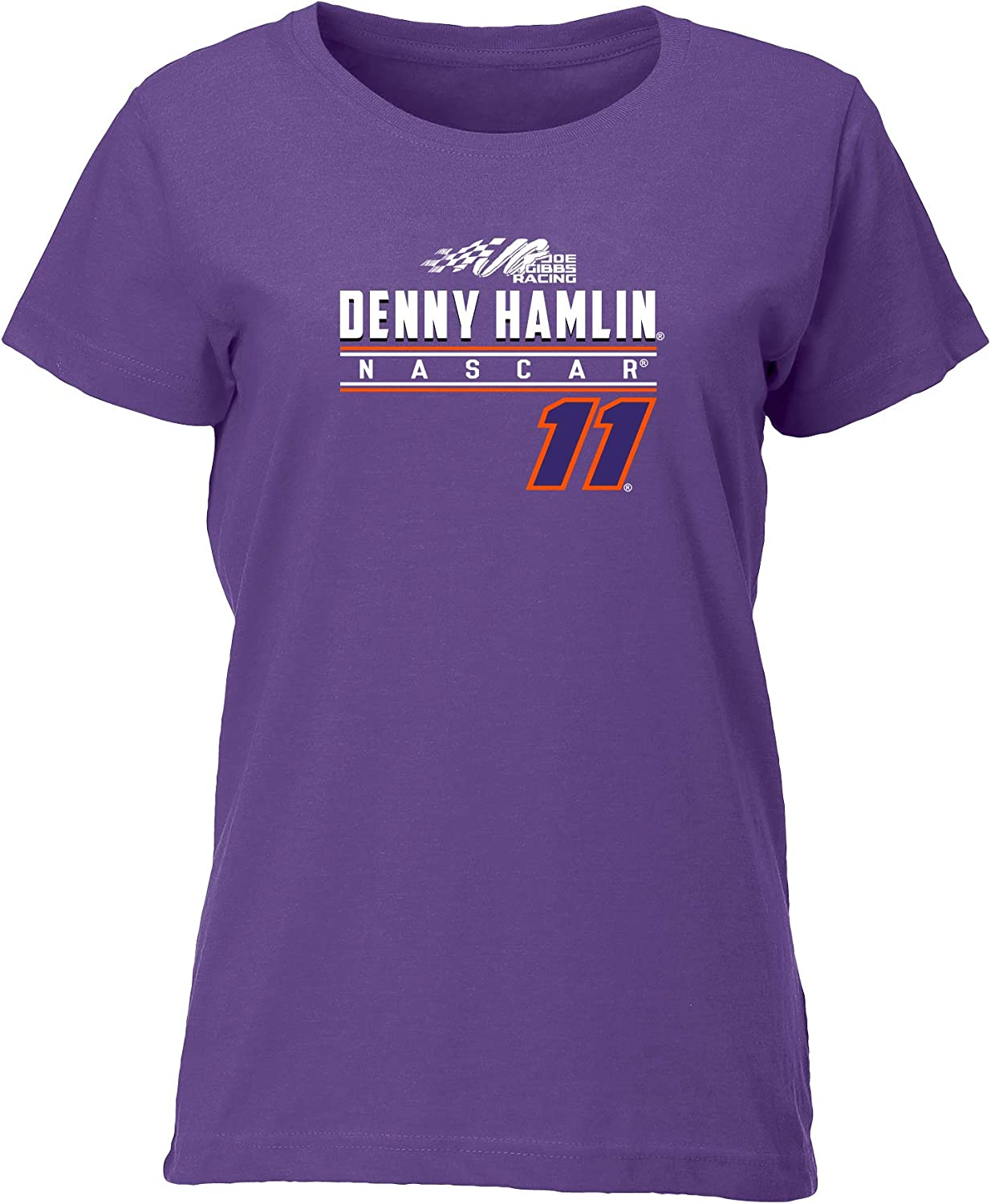 Ouray Sportswear NASCAR Womens W Vintage Blend Relaxed Fit S//S T