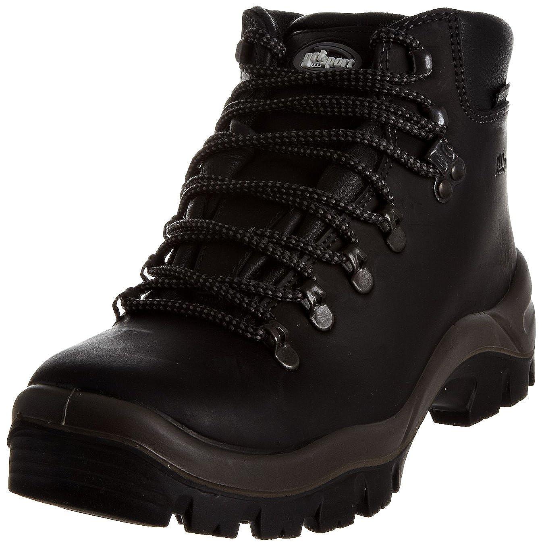 Noir grisport Unisex Peaklander Hiking démarrage (45 EU)