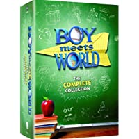 Mocei Boy Meets World: The Complete Collection Seaseon 1-7 (DVD, 2013, 22-Disc Set)
