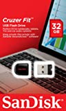 Pen Drive 32GB - Sandisk - Cruzer Fit