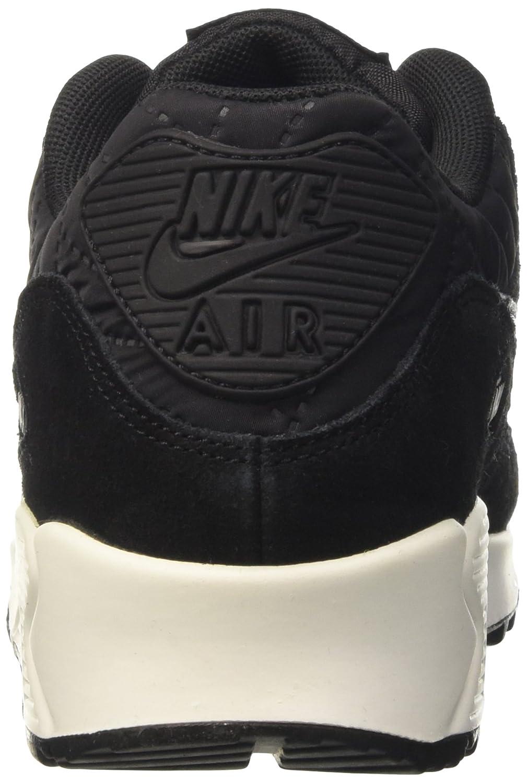 NIKE Shoe Women's Air Max 90 Prem Running Shoe NIKE B00247USTK 9 M US|White-black 11b579