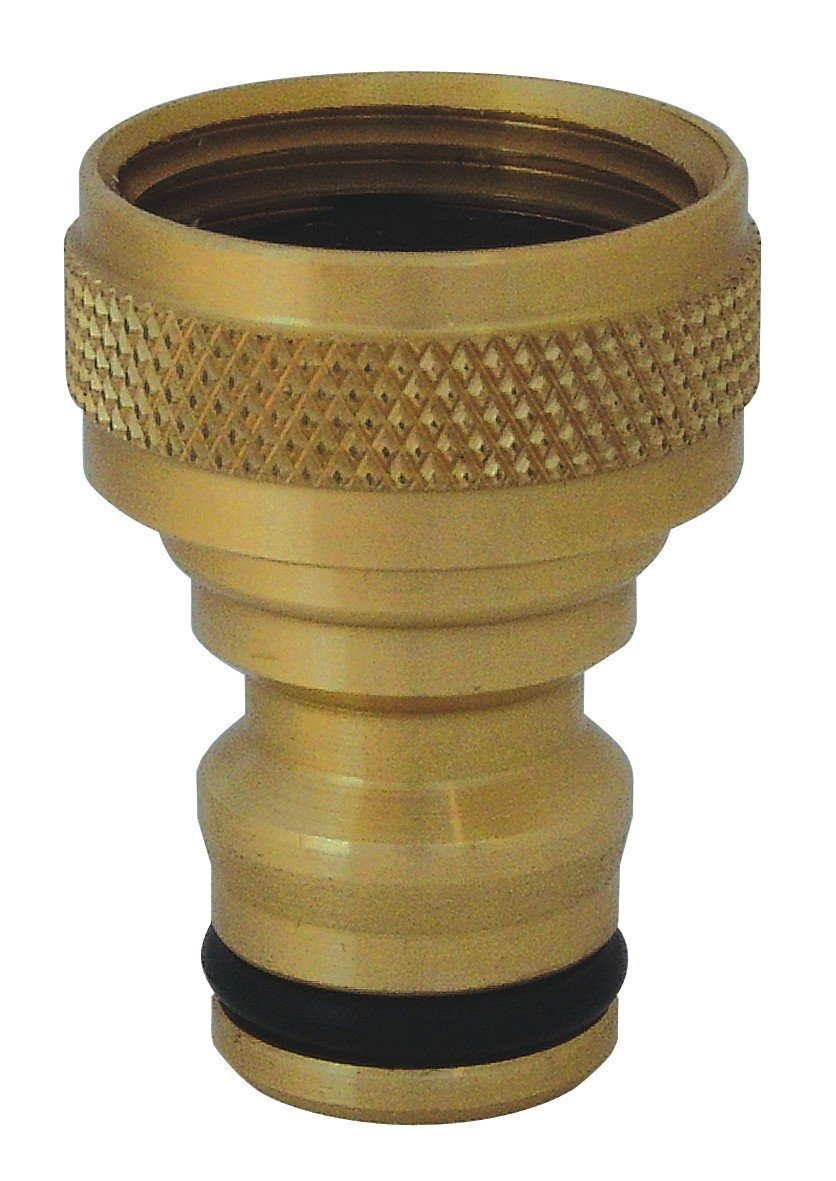 C.K G7915 62 Threaded Female Tap Connector, Gold, 5/8-Inch AUTOSUPPORTE1178