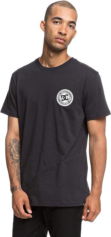DC Shoes Circle Star - Camiseta para Hombre EDYZT03824: Amazon.es: Ropa y accesorios