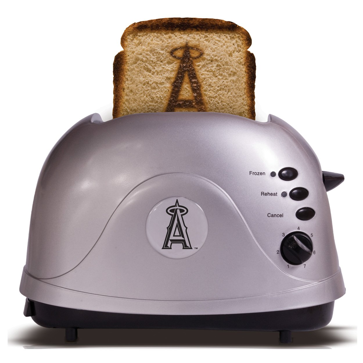 MLB Anaheim Angels Protoast Team Logo Toaster by Pangea Brands