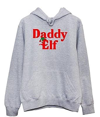 daddy elf christmas hoodie funny xmas hoody - Christmas Hoodie