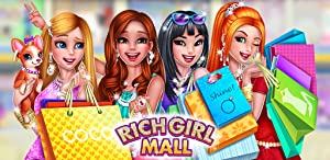 Rich Girl Mall - Dress Up, Shopping & Fashion from Cocoplay Limited