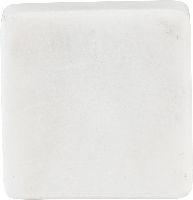 Set di 4/piazza bianco marmo o chiusure-pomello per cassettoni cassetti e armadi