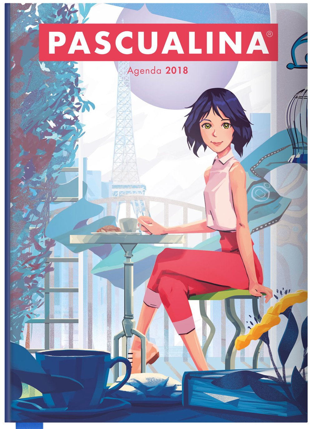 Pascualina 2018 - Paris: The Pinkfire: 9789569158247: Amazon ...